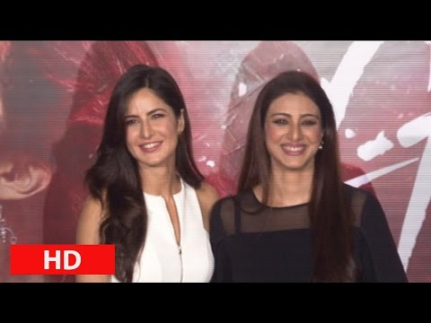 Tabu : Katrina Kaif Is The Most Hard Working Actress