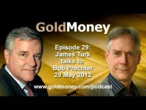 Robert Prechter and James Turk on inflation vs deflation