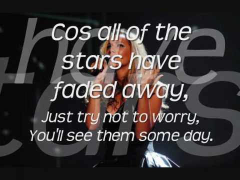 leona lewis – stop crying your heart out with lyrics