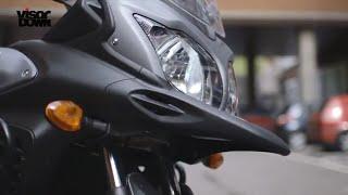 7. Suzuki V-Strom 650XT review | Visordown Road Test