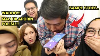 Video PRANK CALL ORANG MALAH MAU DILAPORIN POLISI :( MP3, 3GP, MP4, WEBM, AVI, FLV November 2018
