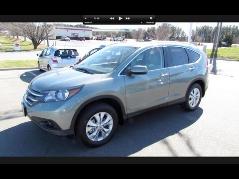 2012 Honda CR V - Hello and welcome to Saabkyle04! YouTube's largest collection of automotive variety! In today's video, we will take an up close and personal in depth look at...
