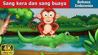 Video Sang kera dan sang buaya   Dongeng anak   Kartun anak   Dongeng Bahasa Indonesia MP3, 3GP, MP4, WEBM, AVI, FLV Januari 2019