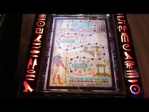 THE MUMMY Max Bet Slot machine Bonus-Minor Progressive-Cosmopolitan-Las Vegas