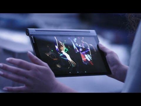 YOGA Tab 3 Pro - Product Video