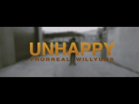 Phorreal Willyums - Unhappy