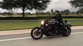 8. Harley Davidson Night Rod VRSCDX 2013 test ride