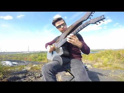 , title : 'Closer To The Heart - Rush - Harp Guitar Cover - Jamie Dupuis'