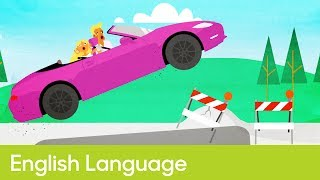 Suitable for teaching 11-14s. Mr and Mrs Selfie get to grips with antonyms and synonyms. Subscribe for more English clips from BBC Teach on Tuesdays when ...