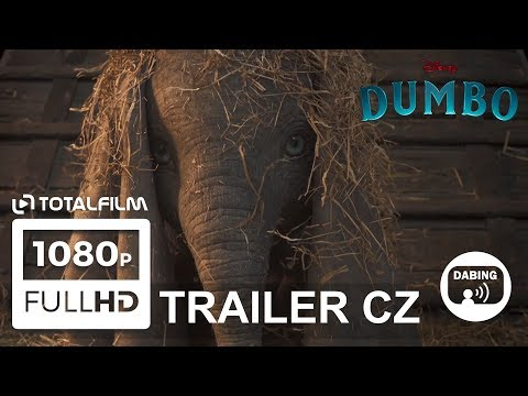 Dumbo (2019) CZ dabing HD trailer