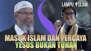 Video Femi Masuk Islam dan Percaya YESUS BUKAN TUHAN | DR. ZAKIR NAIK MP3, 3GP, MP4, WEBM, AVI, FLV Oktober 2018