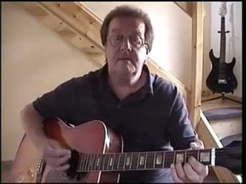 Save The Last Dance for Me - Guitar Lesson - Acoustic Cover - The Drifters - (By Peter Winnett)
