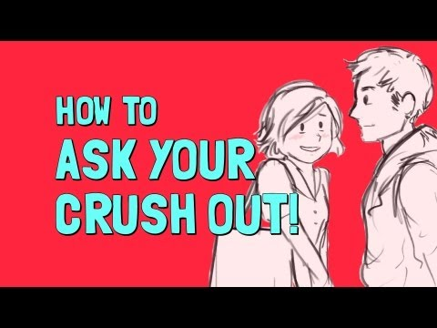 crush - Sign up for our WellCast newsletter for more of the love, lolz and happy! http://goo.gl/GTLhb Welcome to WellCast. Do you want to ask someone out, but are af...
