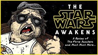 Video Mr. Plinkett's The Star Wars Awakens Review MP3, 3GP, MP4, WEBM, AVI, FLV Agustus 2018
