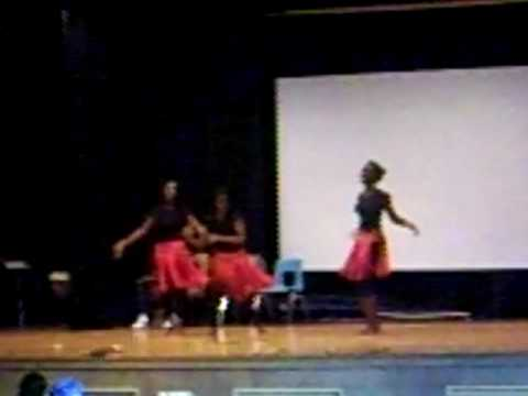 Liberian Dance - Coupe Decale