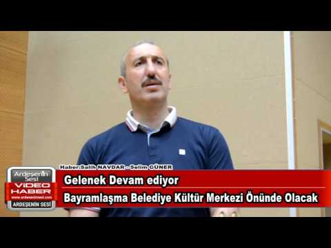 Belediyede Bayram Var