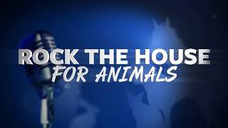 Rock the House for Animals by The Humane Society of the United States