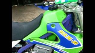 8. KLX 300R
