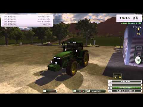 John Deere 8100 More Realistic