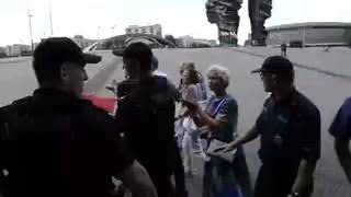 Powitanie Morawieckiego w Katowicach i atak jego wiernych…