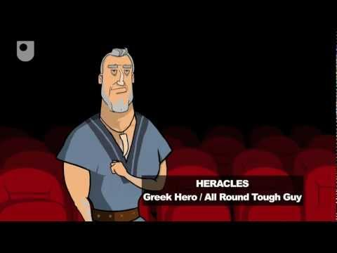 Heracles - Griechische Helden in populärer Kultur im Laufe der Zeit (2/3)