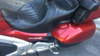 10. Corbin Goldwing Seat Review