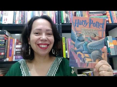 #Resenha Harry Potter e o Prisioneiro de Azkaban