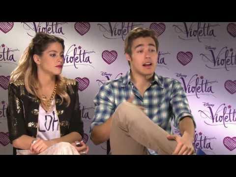Jorge Blanco - Abbiamo incontrato Martina Stoessel e Jorge Blanco, i giovani protagonisti della serie TV Violetta prodotta da Disney Channel che sta facendo impazzire le ra...