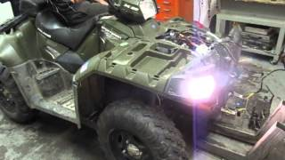 7. 2012-2014 POLARIS X2 550 MOTOR AND PARTS FOR SALE ON EBAY