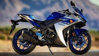 10. 2015 Yamaha R3 Test