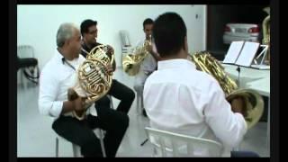 Hino 309 CCB - Orquestra De Metais E Fagote