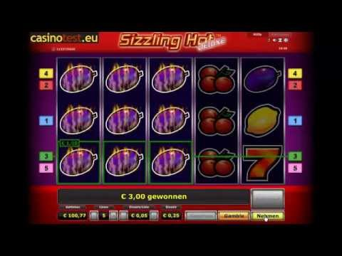 best online casino websites play sizzling hot