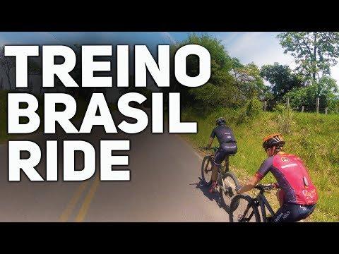 ÚLTIMO TREINO LONGO PARA A BRASIL RIDE | Revista Ride Bike
