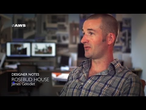 AWS Designer Notes - James Goodlet - Rosebud House