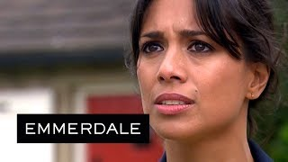 Subscribe now for more! http://bit.ly/1Kyx8Ja Priya scornfully drops the news on Pete that their sordid fling may now have very real consequences.From episode 7886 broadcast on 24/07/17Like, follow and subscribe to the official Emmerdale YouTube channel!Website: http://bit.ly/1E5Pc8w Facebook: http://on.fb.me/1IPeasP Twitter: http://bit.ly/1PahlPe Instagram: http://bit.ly/2fjDejUGet all the latest news from the Emmerdale village on the official YouTube channel and ITV website. You can also watch clips from the show and get previews on new episodes! We'll also have exclusive interviews from the Emmerdale cast, behind the scenes videos and more! Subscribe and make sure you don't miss out.http://www.itv.comhttp://www.stv.tv