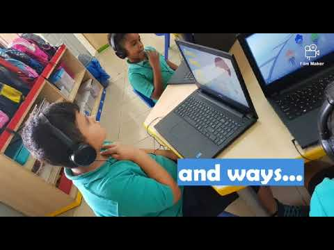 ARIS PYP Year 2 Blended Learning