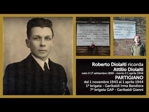 Ricordo di Attilio Diolaiti