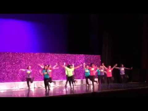 Miss Edies Dancing Feet Clap Your Hands 2017 (видео)