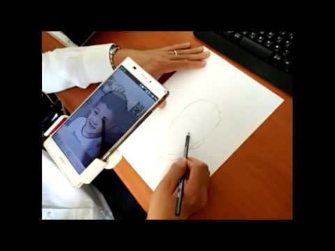 Video of Tracing Phone