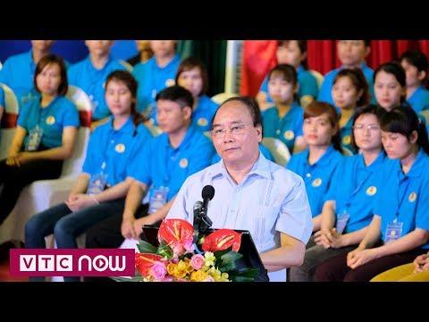 Thủ tướng đối thoại với công nhân đồng bằng sông Hồng | VTC1 - Thời lượng: 72 giây.