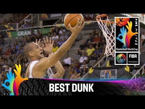 Iran - Watch Alex Garcia's steal, followed by a powerful dunk. The 2014 FIBA Basketball World Cup will take place in Spain from 30 August - 14 September and will feature the best international players...