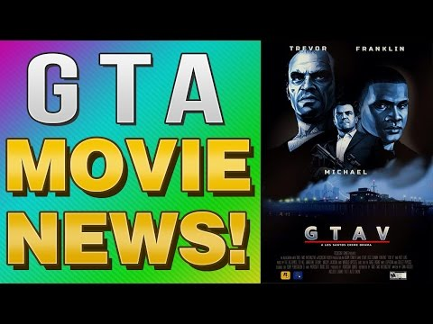 info - GTA The Movie?! NEW Grand Theft Auto Movie News! GTA Movie Possibility!