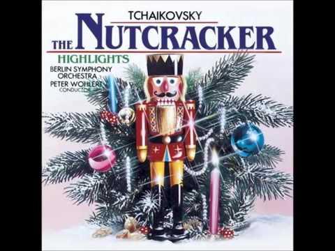 The Nutcracker Suite Full Album: Tchaikovsky