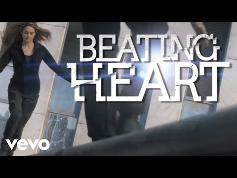 Ellie Goulding - Beating Heart [Lyric Video]