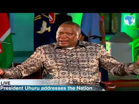 President Uhuru On Dp William Ruto's 2022 Presidential Ambitions