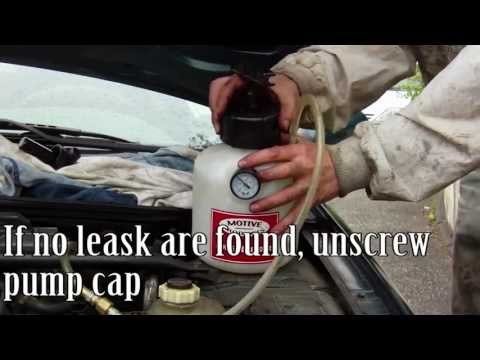 how to bleed brakes using a vacuum bleeder