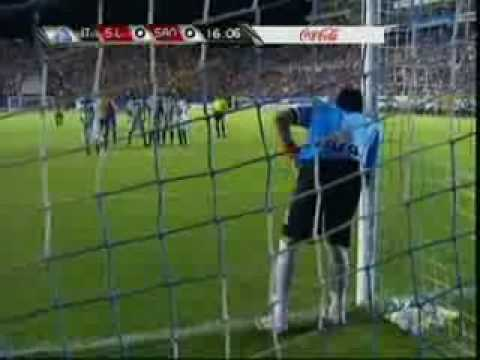 Gol de Patiño, San Luis vs Santos