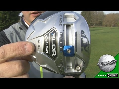 Taylormade SLDR 430 Driver