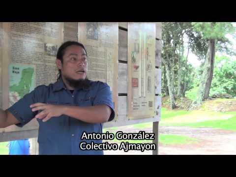 Intercambio de saberes por la Agroecología en Chimaltenango 2015