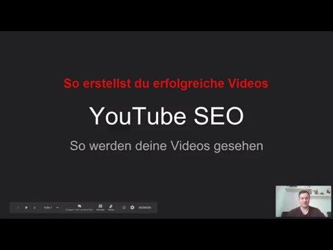 Youtube SEO Deutsch: Die Basis für erfolgreiche Videos